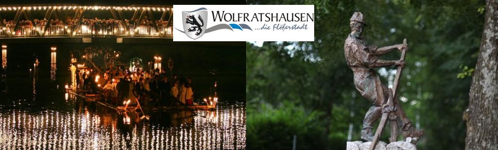 Flößertag 2017 in Wolfratshausen